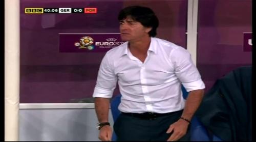 Joachim Löw – Germany v Portugal (EM 2012) 4