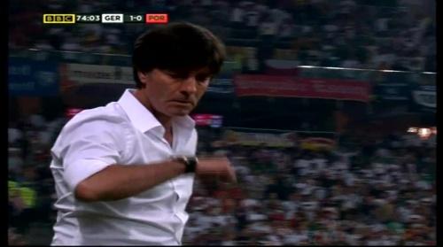 Joachim Löw – Germany v Portugal (EM 2012) 5