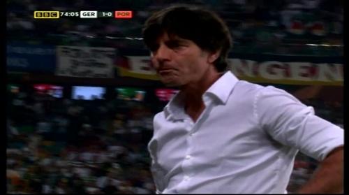 Joachim Löw – Germany v Portugal (EM 2012) 6