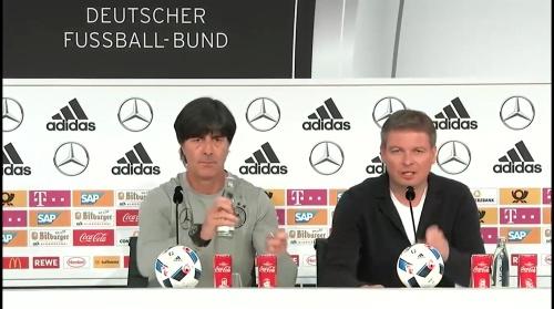 Joachim Löw Pressekonferenz 31-05-16 1