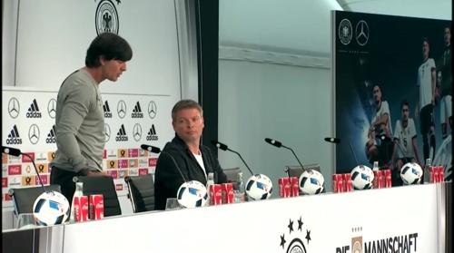 Joachim Löw Pressekonferenz 31-05-16 10