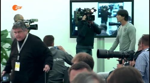 Joachim Löw ZDF heute 31-05-16 2