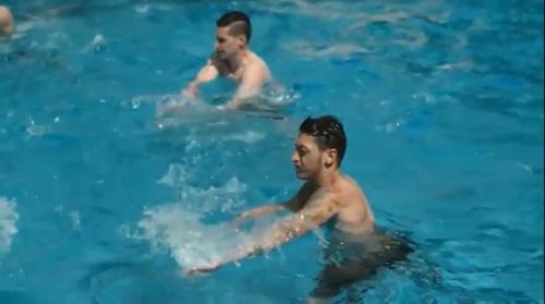 Julian Draxler & Mesut Özil – Der Tag in Ascona 27-05-16 3