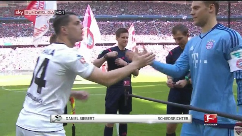 Manuel Neuer – Bayern v Gladbach 4
