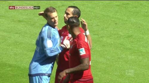 Manuel Neuer – Bayern v Gladbach 5