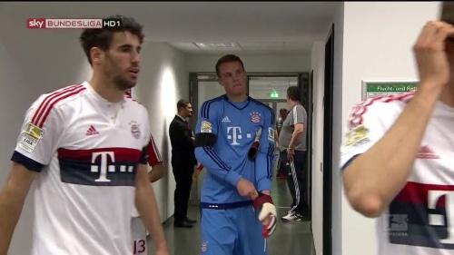 Manuel Neuer – Ingolstadt v Bayern 1