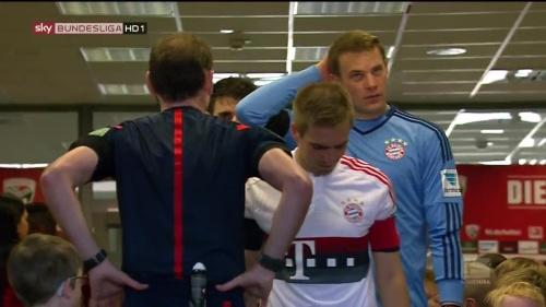 Manuel Neuer – Ingolstadt v Bayern 2