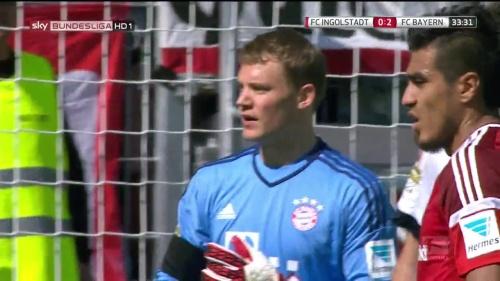 Manuel Neuer – Ingolstadt v Bayern 4