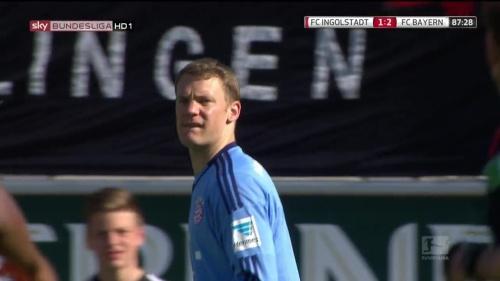 Manuel Neuer – Ingolstadt v Bayern 6