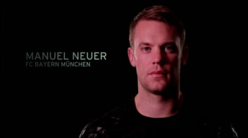 Manuel Neuer - EM 2016 Kader