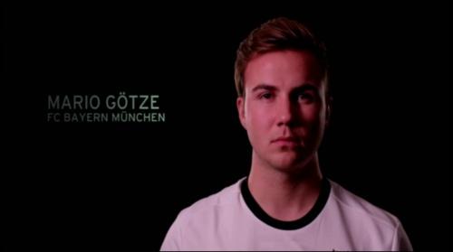 Mario Götze - EM 2016 Kader