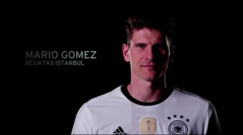 Mario Gomez -EM 2016 Kader
