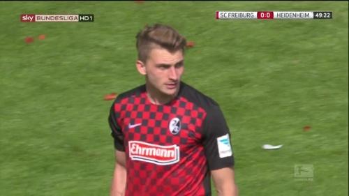 Maximilian Philipp – SC Freiburg v Heidenheim 2