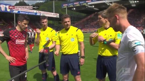 Mensur Mujzda – SC Freiburg v Heidenheim 1