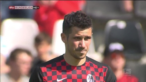 Mensur Mujzda – SC Freiburg v Heidenheim 3