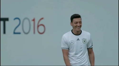 Mesut Özil – Abschulsstraining 1