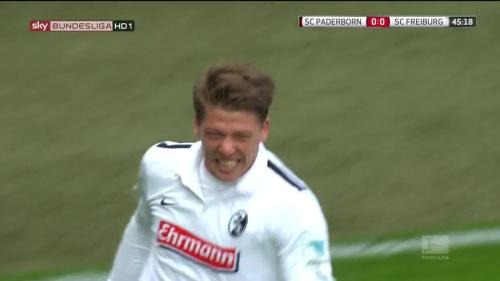 Mike Frantz – Paderborn v Freiburg 1