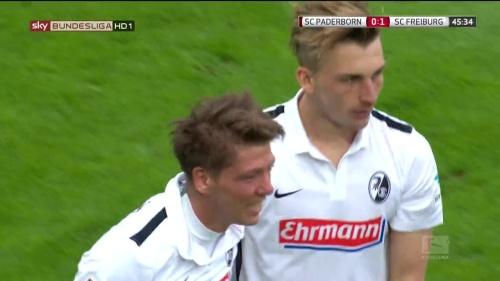 Mike Frantz & Maximilian Philipp – Paderborn v Freiburg 2