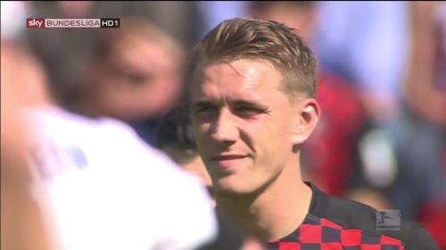 Nils Petersen – SC Freiburg v Heidenehim 1