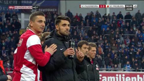 Patric Klandt & Vincenzo Grifo – Paderborn v Freiburg 1