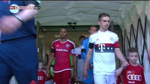 Philipp Lahm – Ingolstadt v Bayern 2