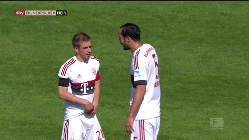 Philipp Lahm – Ingolstadt v Bayern 4