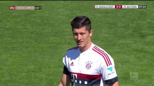 Robert Lewandowkski – Ingolstadt v Bayern 2