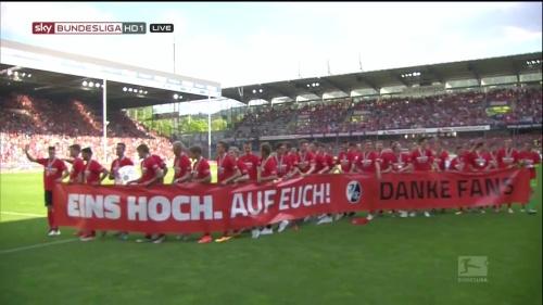 SC Freiburg - Meister der 2.Bundesliga 2015-16 10