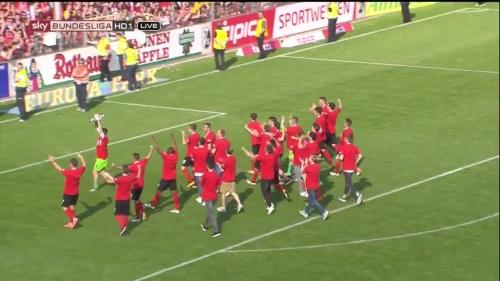 SC Freiburg - Meister der 2.Bundesliga 2015-16 11