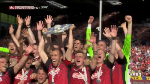 SC Freiburg - Meister der 2.Bundesliga 2015-16 4