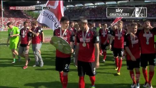 SC Freiburg - Meister der 2.Bundesliga 2015-16 6
