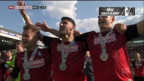 SC Freiburg - Meister der 2.Bundesliga 2015-16 7