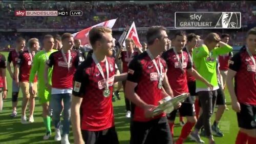 SC Freiburg - Meister der 2.Bundesliga 2015-16 8