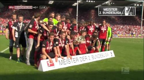 SC Freiburg - Meister der 2.Bundesliga 2015-16 9