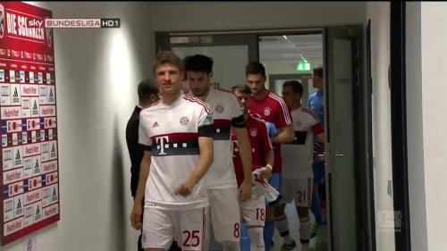 Thomas Müller – Ingolstadt v Bayern 1