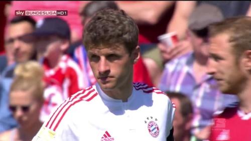 Thomas Müller – Ingolstadt v Bayern 2