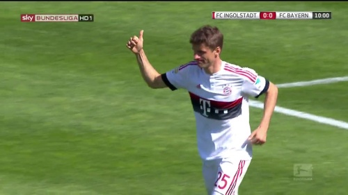 Thomas Müller – Ingolstadt v Bayern 3