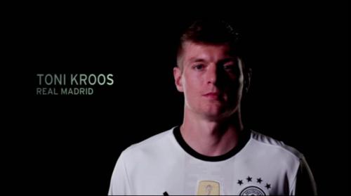 Toni Kroos - EM 2016 Kader