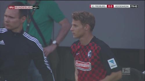 Vegar Hedenstad – SC Freiburg v Heidenheim 1