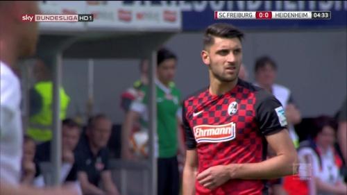 Vincenzo Grifo – SC Freiburg v Heidenheim 1