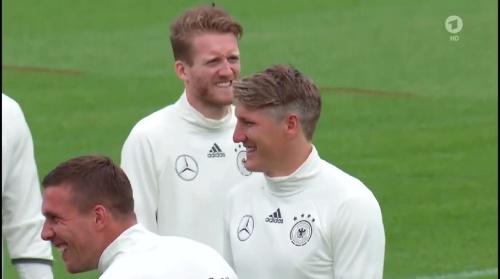 Bastian Schweinsteiger – Sportschau 04-06-16 1