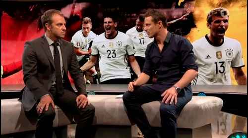 Hansi Flick – Sportschau interview 8