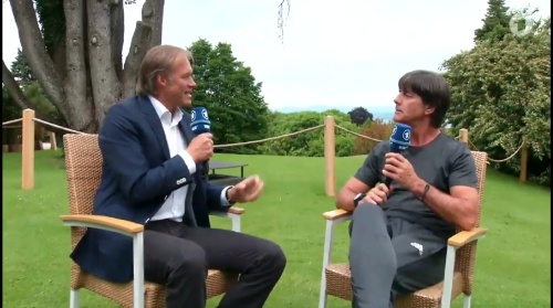 Joachim Löw ARD Interview 25-06-16 1