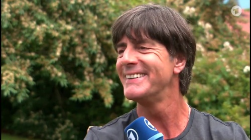 Joachim Löw ARD Interview 25-06-16 2