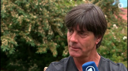 Joachim Löw ARD Interview 25-06-16 5
