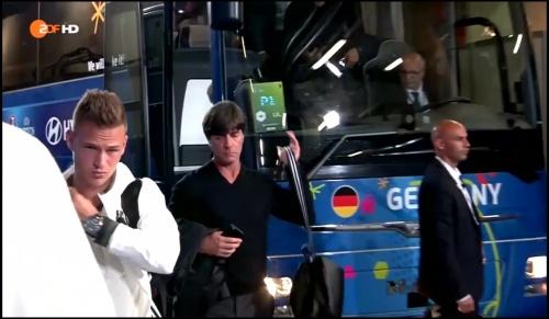 Joachim Löw - Deutschland v Slowakei 1st half (EM 2016) 1