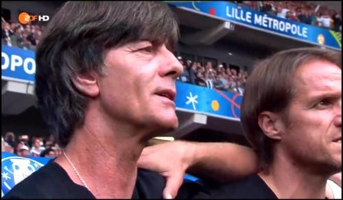 Joachim Löw - Deutschland v Slowakei 1st half (EM 2016) 6