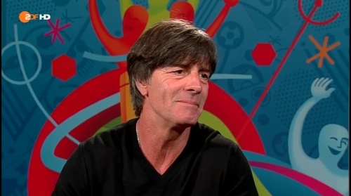 Joachim Löw - Deutschland v Slowakei post-match interview (EM 2016) 2