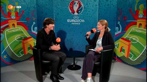 Joachim Löw - Deutschland v Slowakei post-match interview (EM 2016) 3