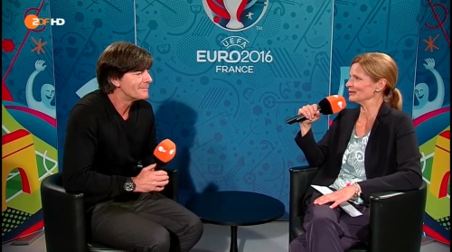 Joachim Löw - Deutschland v Slowakei post-match interview (EM 2016) 9